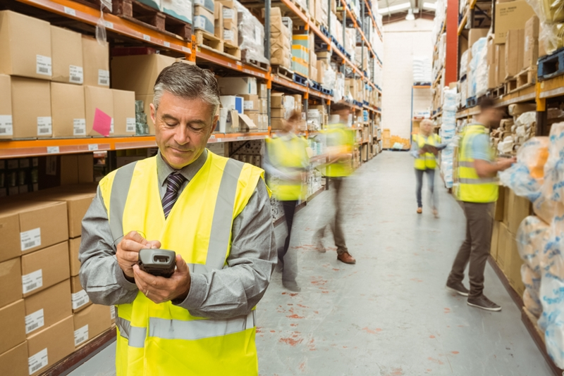 Intelligently stocked warehouses are the heart of modern retail.